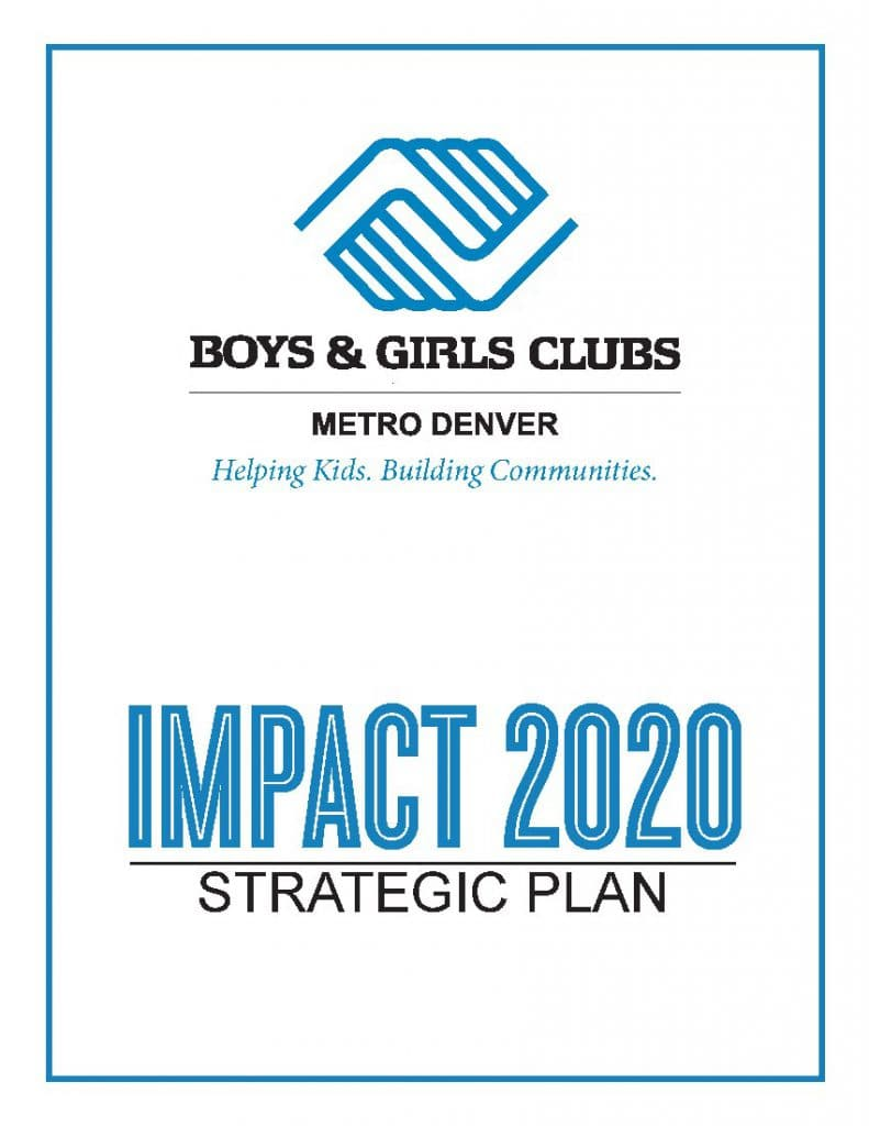 IMPACT 2020 Strategic Plan