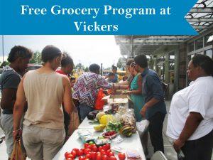 Vickers Food Program