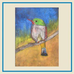 Birds of the Season Art Piece
