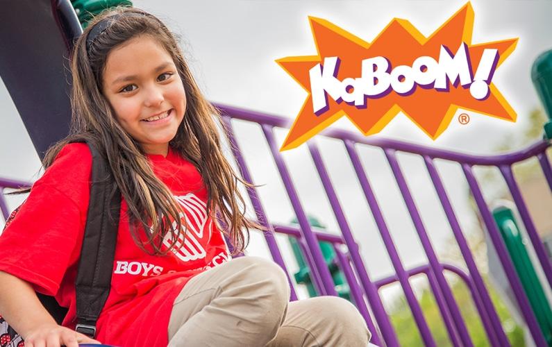 Help the Shopneck Boys & Girls Club build a playground!