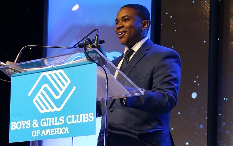 Malachi Haynes named Southwest Youth of the Year