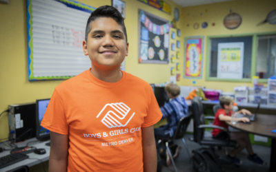 Finding His Voice at the Boys & Girls Club