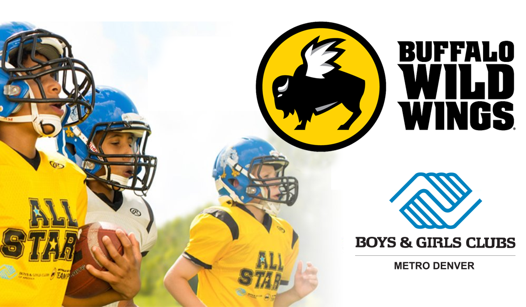 Buffalo Wild Wings spreads their wings to support Boys & Girls Clubs of Metro Denver