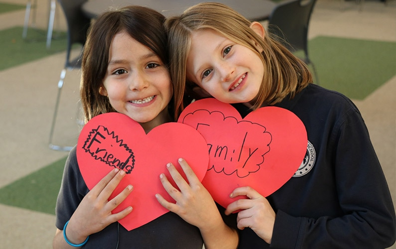 Kids Weigh In…on Love