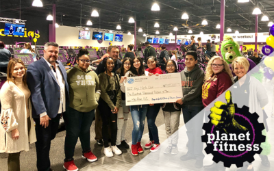 Corporate Partner of the Month: Planet Fitness