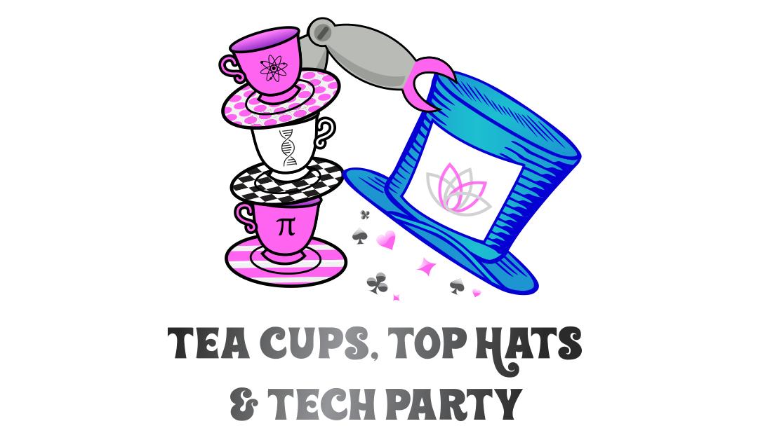 Tea Cups, Top Hats & Tech Party