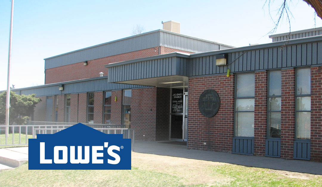 "Owen Boys & Girls Club Selected to Receive $50,000 from Lowe's ""Renovation Across the Nation"""