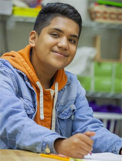 Nathan, age 16