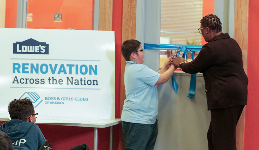 Dedicated Mental Health Space Opens at Owen Boys & Girls Club