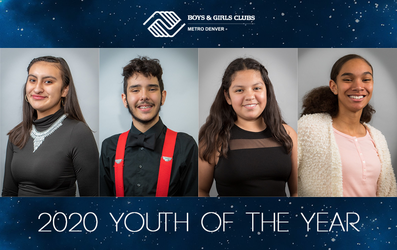 Announcing Our 2020 Youth of the Year Winners