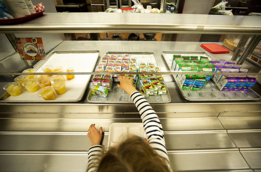 MAP: Here's where children can get meals while Colorado schools are closed due to coronavirus
