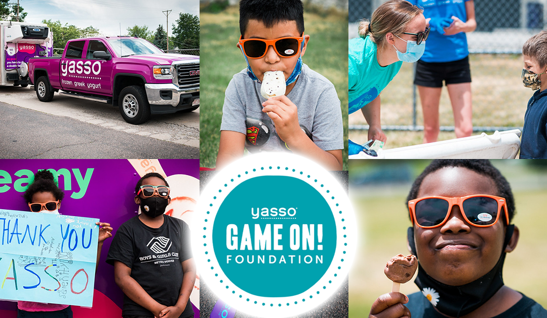 Corporate Partner of the Month: The Yasso Game On! Foundation
