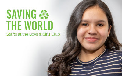 Saving the World Starts at the Boys & Girls Club